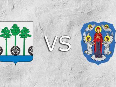 Няндомский прикол – Няндома против Минска