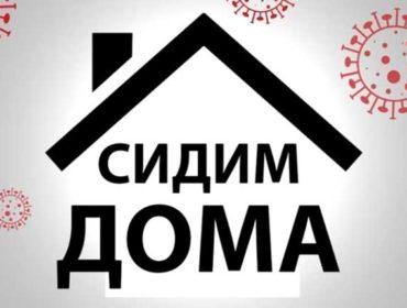 Шалакушская средняя школа присоединяется к акции «Сидим дома»